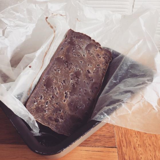 dopamina - barra de chocolate casero molde